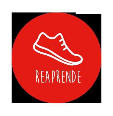 Logo reaprende